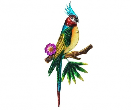 Dekoracja ścienna Dabria Parrot