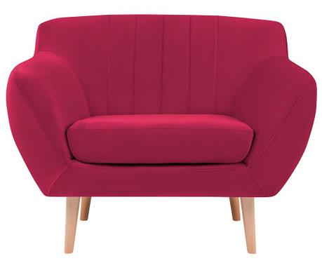 Kreslo Sardaigne Pink