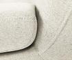 Canapea 2 locuri Sicile Light Grey