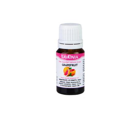 Savonia tiszta grapefruit illóolaj 10 ml