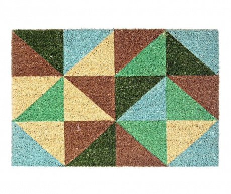 Vchodová rohožka Triangolo 40x60 cm