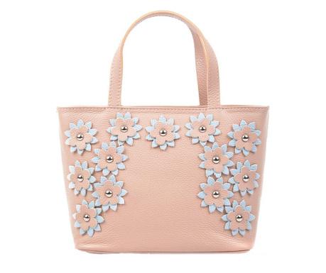 Torebka Flora Powder Pink
