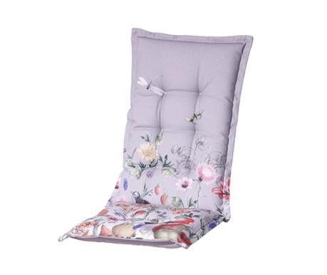 Sedežna in naslon blazina Orangerie Grey 50x105 cm