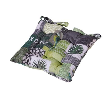 Sedežna blazina Tropic Green 46x46 cm