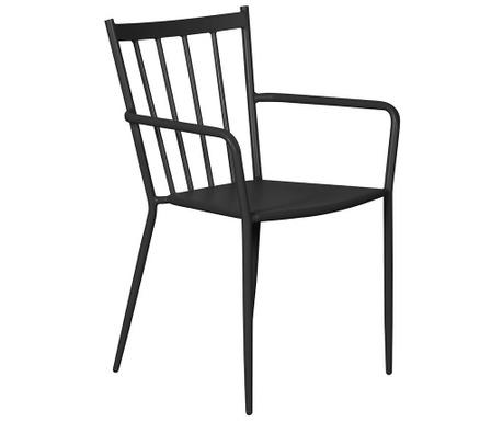 Vrtni stol Danis Black