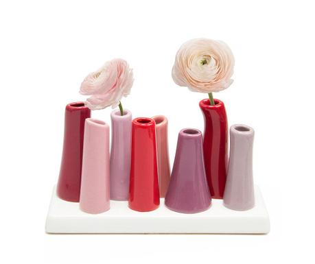 Vaza Pooley Tube Sangria