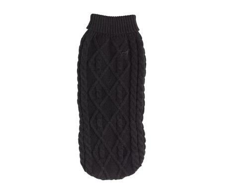 Hainuta pentru animale de companie Cozy Knit Black M