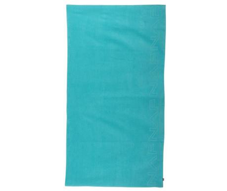 Плажна кърпа Casual Aquamarine 90x180 см