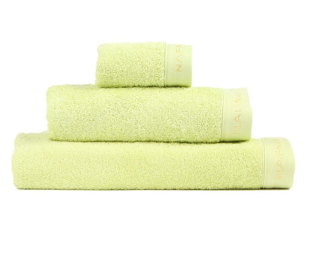 Sada 3 ručníků Casual Pistachio