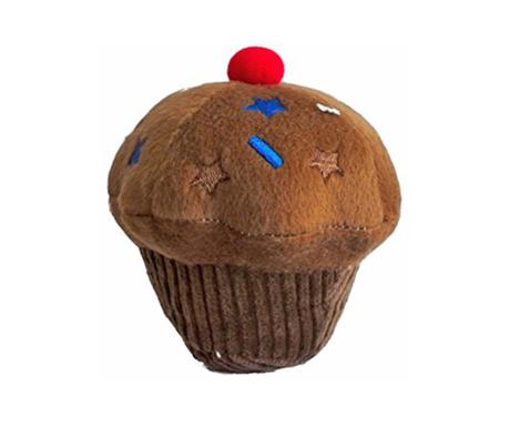 Jucarie pentru animale de companie Cupcake Chocolate