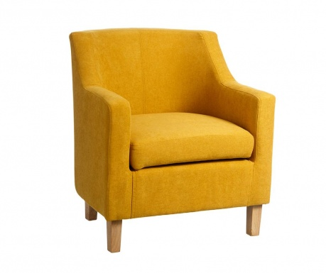 Fotel Yellow Pablo