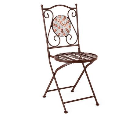 Składane krzesło ogrodowe Doha