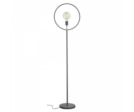Podlahová lampa Globus Black