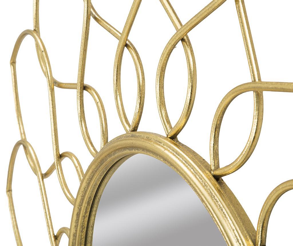 Dekorácia so zrkadlom Glam Girg