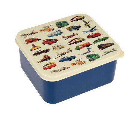 Kutija za užinu Vintage Transport
