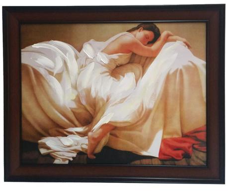 Obraz Alone 40x50 cm