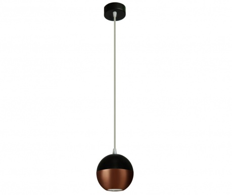 Lustra Midway One Black Copper
