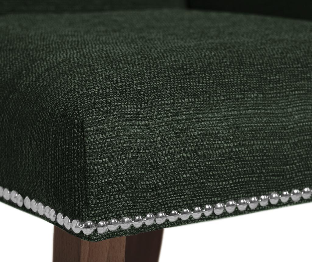 Set 2 stolov Patchouli Brown Dark Green
