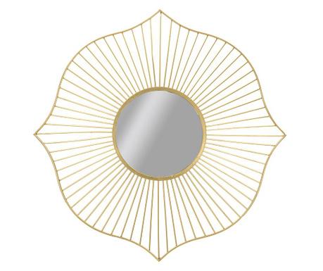 Nástenná dekorácia so zrkadlom Alfha