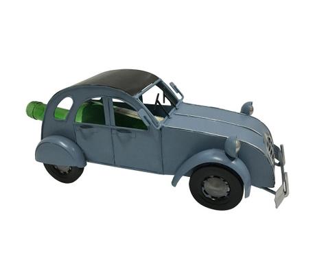 Premium Vintage Car Blue Palacktartó