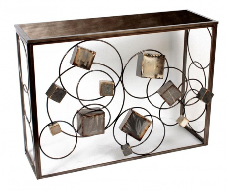 Art de Fer 3D Cubes Konzol