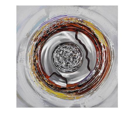 Zidni ukras Gallery Circle Pattern