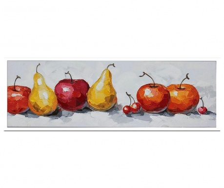 Slika Gallery Colorful Fruits 50x150 cm