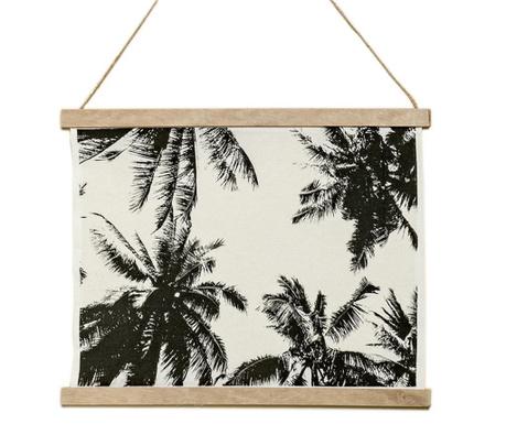 Dekoracja ścienna Palm