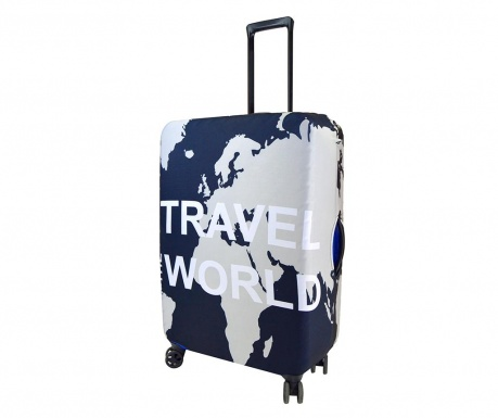 Navlaka za putnu torbu s kotačićima Leuan Travel