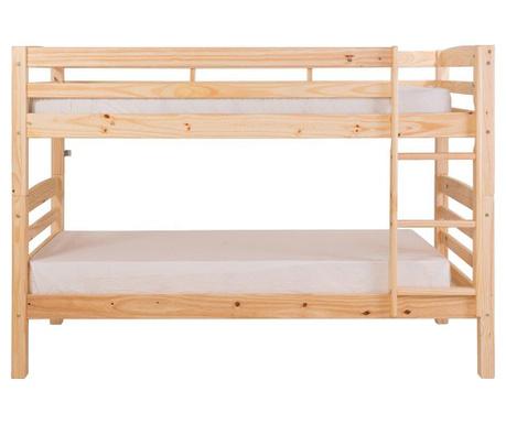 Patrová postel Hook Beige