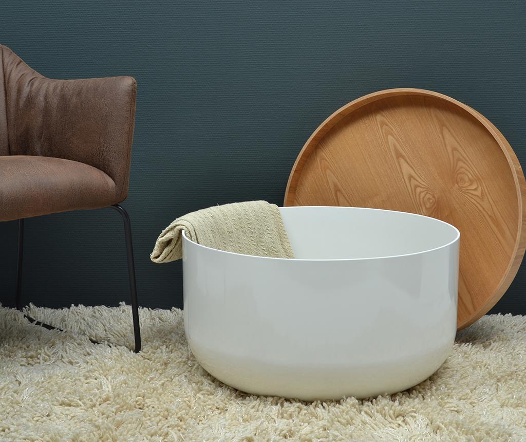 Konferenční stolek Bowl Grey
