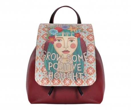 Rucsac dama Positive Thoughts