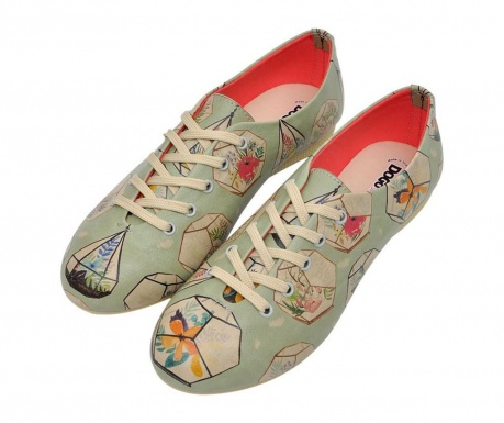 Pantofi dama My Terrarium