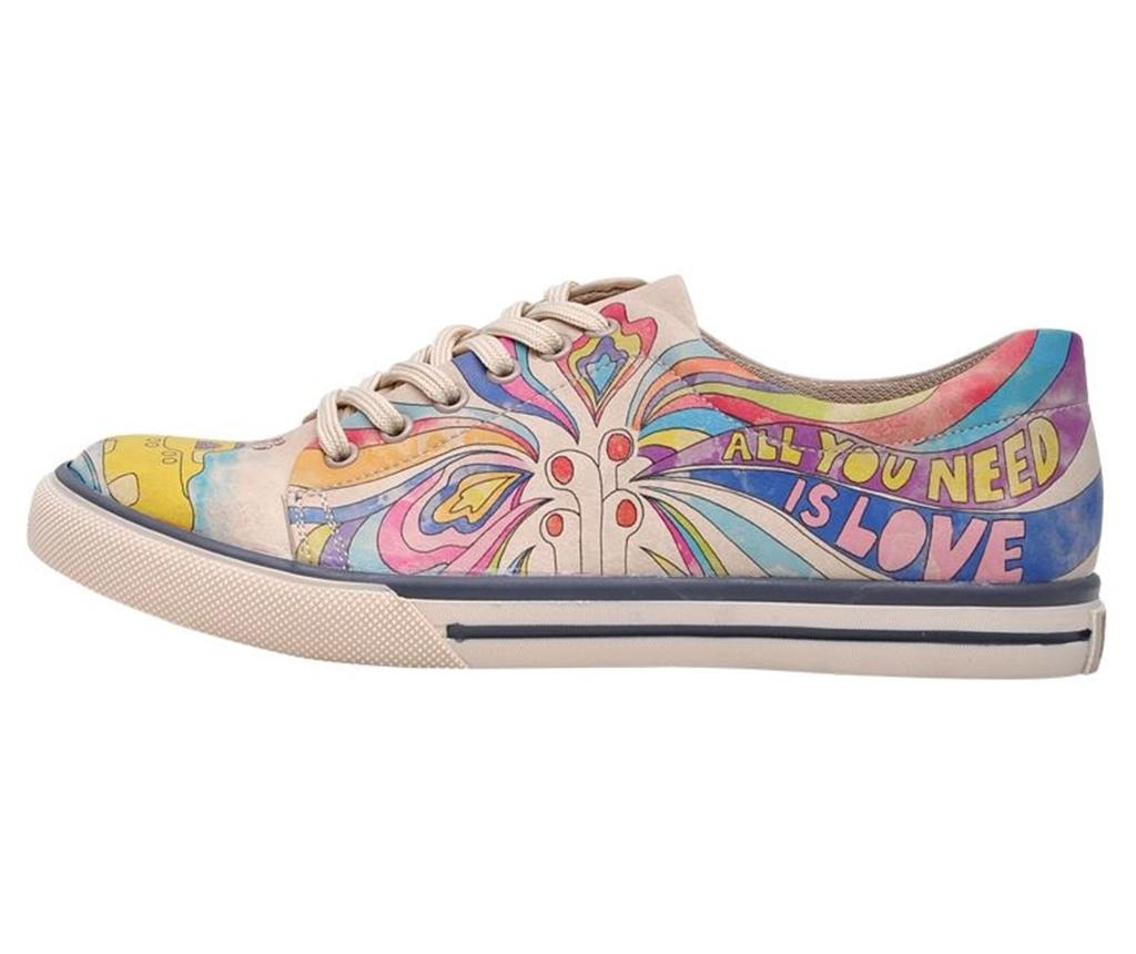 Tenisi dama All You Need Is Love 36