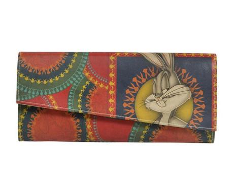 Geanta plic dama Ethnic Bugs Bunny