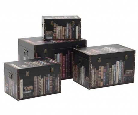 Set 4 cufere Books