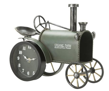Stolové hodiny Tractor