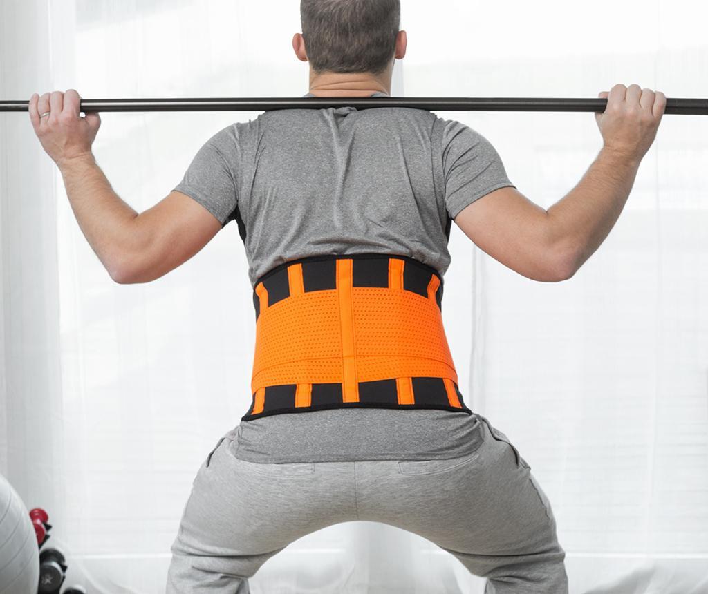 Колан за защита на гърба Armor Belt XL