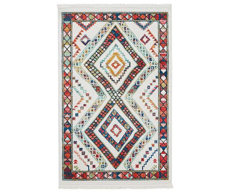 Preproga Navajo White 119x188 cm