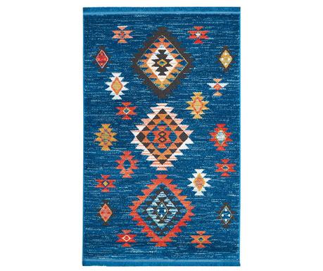 Dywan Navajo Blue