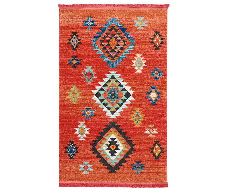 Preproga Navajo Red 119x188 cm