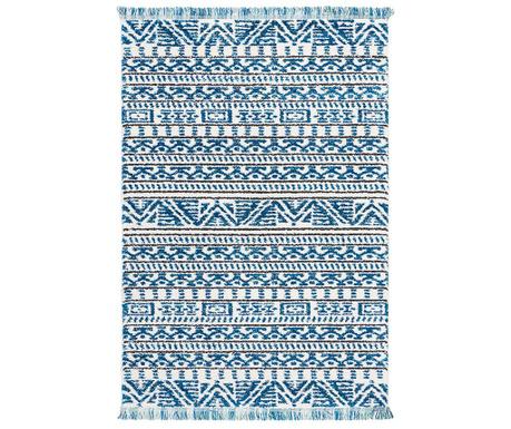 Kamala Ivory Blue Szőnyeg