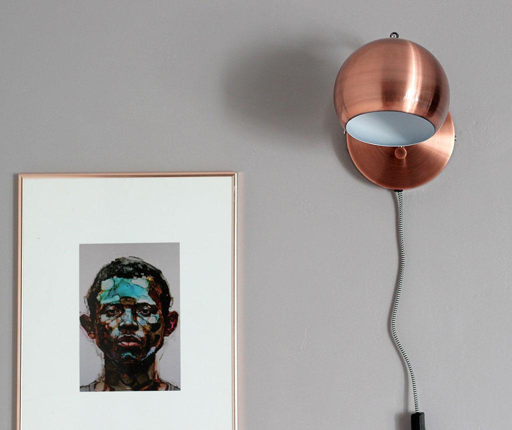 Orbit Brosse Fali lámpa