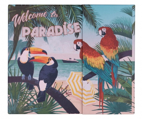 Tedenski organizator Welcome to Paradise