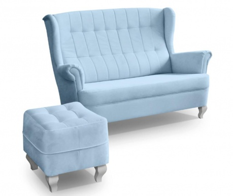 Sedačka Windsor Blue