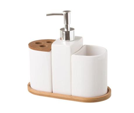 Комплект за баня 3 части и поставка Edson