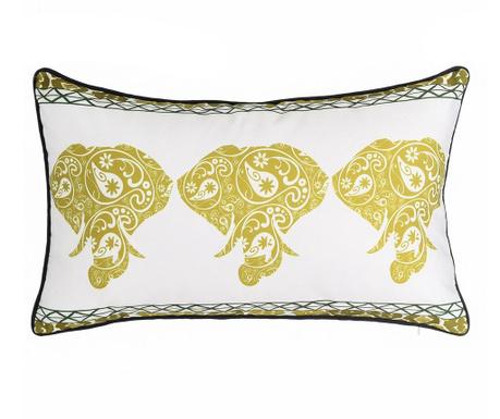 Poduszka dekoracyjna Elephants 30x50 cm
