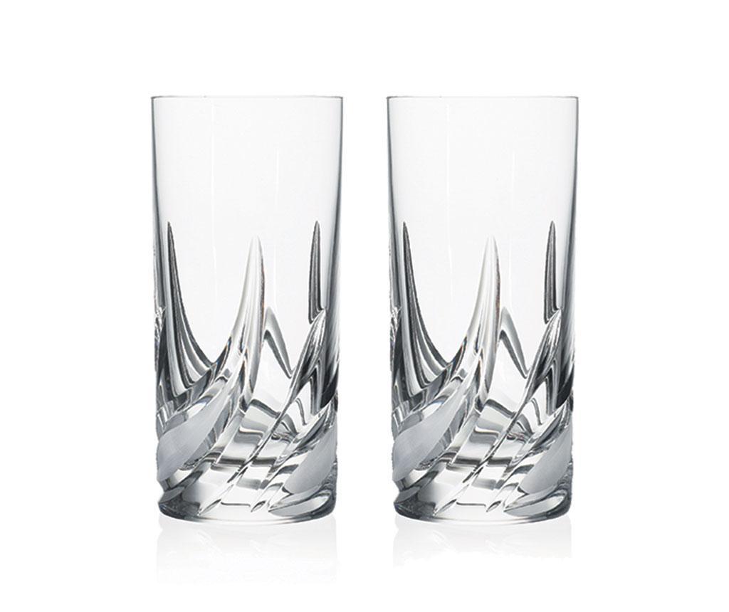Set 2 čaše Cetona 360 ml