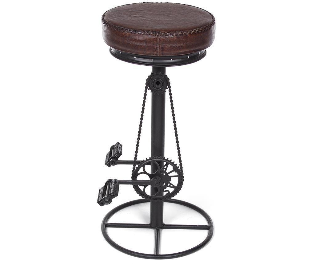 Scaun de bar Cycle Brown