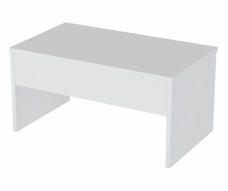 Akilli White Dohányzóasztal